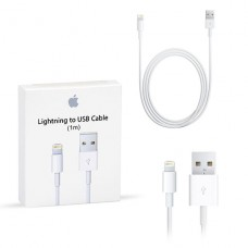 Apple Lightning USB кабель (MD818)