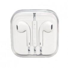 Наушники Apple EarPods. Оригинальные наушники Apple EarPods with Mic (MD827)